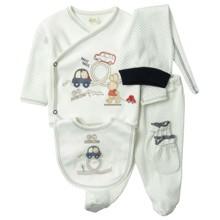 Набор 5 в 1 для новорожденного Bebitof  (код товара: 3161)