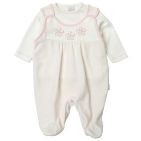 Велюровый комплект для девочки Baby Rose (код товара: 3147): купить в Berni