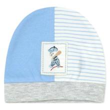 Шапка для новорожденного мальчика (код товара: 31667)
