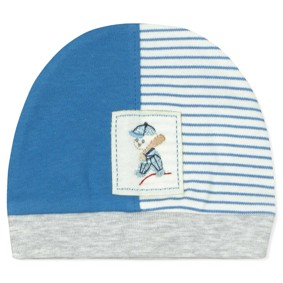 Шапка для новорожденного мальчика (код товара: 31668): купить в Berni