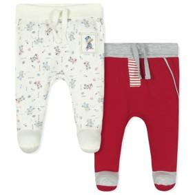 Ползунки для мальчика (2шт.) (код товара: 31813): купить в Berni