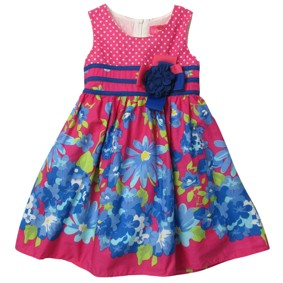 Платье для девочки Bonny Billy оптом (код товара: 3200): купить в Berni