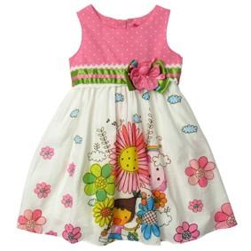 Платье для девочки Bonny Billy оптом (код товара: 3201): купить в Berni