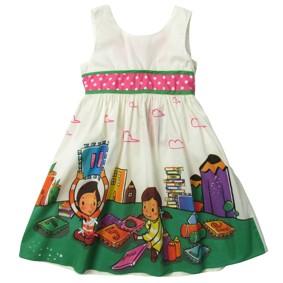 Платье для девочки Bonny Billy (код товара: 3204): купить в Berni