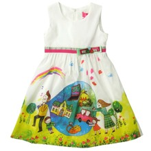 Платье для девочки Bonny Billy (код товара: 3205)