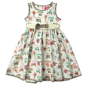 Платье для девочки Bonny Billy оптом (код товара: 3214): купить в Berni