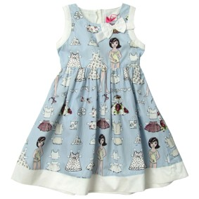 Платье для девочки Bonny Billy (код товара: 3220): купить в Berni