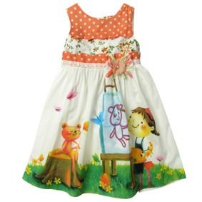 Платье для девочки Bonny Billy (код товара: 3226): купить в Berni