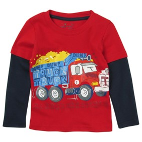 Реглан для хлопчика Jumping Beans (код товару: 3288): купити в Berni
