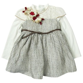 Комплект 3 в 1 для девочки Baby Rose (код товара: 3387): купить в Berni
