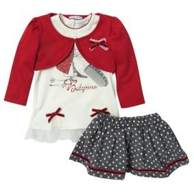 Комплект 3 в 1 для девочки Baby Rose оптом (код товара: 3394): купить в Berni