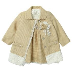 Костюм 3 в 1 для девочки Baby Rose (код товара: 3388): купить в Berni