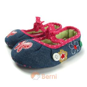 Пинетки для девочки Mothercare оптом (код товара: 3468): купить в Berni