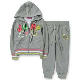 Спортивный костюм 3 в 1 для девочки Nice Girl оптом (код товара: 3444): купить в Berni