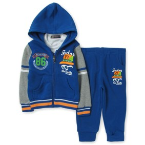 Утеплений спортивний костюм 3 в 1 Nice Boys (код товару: 3423): купити в Berni