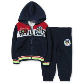 Утеплений спортивний костюм 3 в 1 Nice Boys (код товару: 3430): купити в Berni