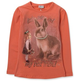 Кофточка для девочки Miss Zelish оптом (код товара: 3548): купить в Berni