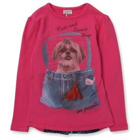 Кофточка для девочки Miss Zelish оптом (код товара: 3558): купить в Berni
