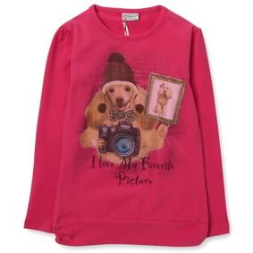 Кофточка для девочки Miss Zelish оптом (код товара: 3562): купить в Berni