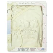 Набор 5 в 1 для новорожденной девочки Bebitof  оптом (код товара: 3652)