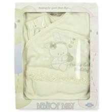 Набор 5 в 1 для новорожденной девочки Bebitof  (код товара: 3655)