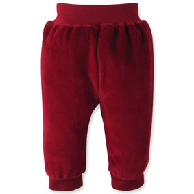 Велюровые штанишки для девочки Bonne Baby (код товара: 3607): купить в Berni