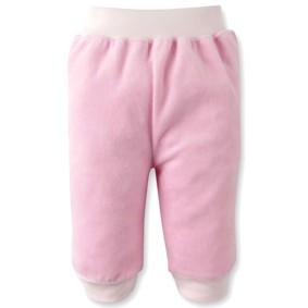 Велюровые штанишки для девочки Bonne Baby оптом (код товара: 3608): купить в Berni