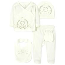 Комплект 10 в 1 для новорожденной девочки (код товара: 36684)