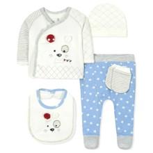 Комплект 5 в 1 для новорожденного (код товара: 36657)