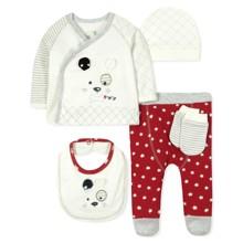 Комплект 5 в 1 для новорожденного (код товара: 36659)