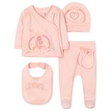 Комплект 5 в 1 для новорожденной девочки (код товара: 36667)