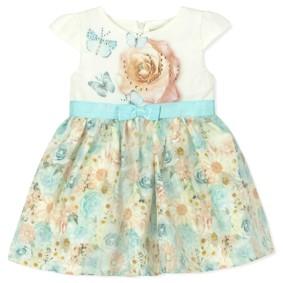 Платье для девочки (код товара: 36784): купить в Berni