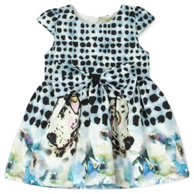 Платье для девочки (код товара: 36789): купить в Berni