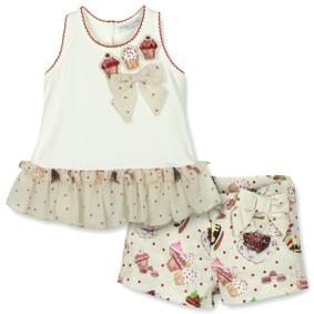 Комплект 2 в 1 для девочки Baby Rose (код товара: 3746): купить в Berni