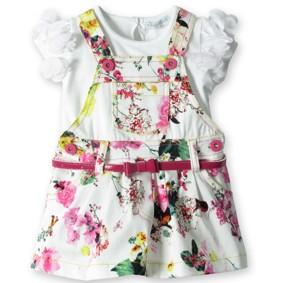 Костюм 3 в 1 для девочки Baby Rose (код товара: 3747): купить в Berni
