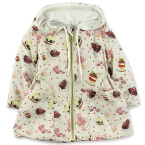 Плащ для девочки Baby Rose (код товара: 3700): купить в Berni