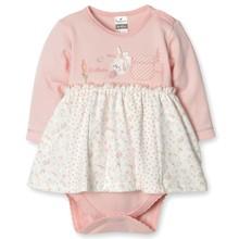 Боди-Платье для девочки Caramell оптом (код товара: 3857)
