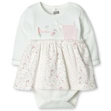 Боди-Платье для девочки Caramell оптом (код товара: 3858)