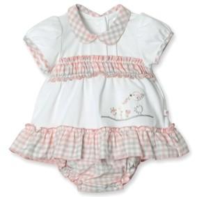 Боди-Платье для девочки Caramell (код товара: 3889): купить в Berni