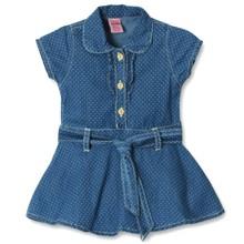 Джинсовое платье для девочки Sani оптом (код товара: 3832)
