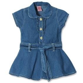 Джинсовое платье для девочки Sani (код товара: 3832): купить в Berni