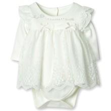 Нарядное Боди-Платье для девочки Caramell оптом (код товара: 3861)