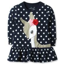 Платье для девочки Jumping Beans оптом (код товара: 3801)