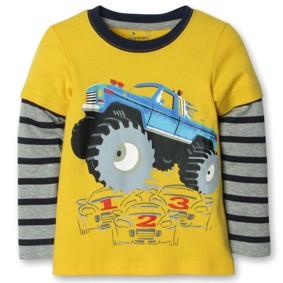 Реглан для хлопчика Jumping Beans (код товару: 3817): купити в Berni