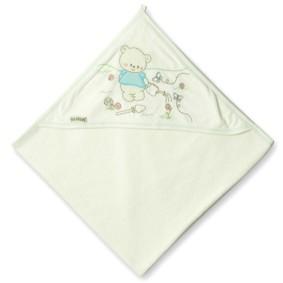 Детское полотенце с уголком Bebitof (код товара: 3971): купить в Berni