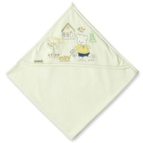 Детское полотенце с уголком Bebitof (код товара: 3983): купить в Berni