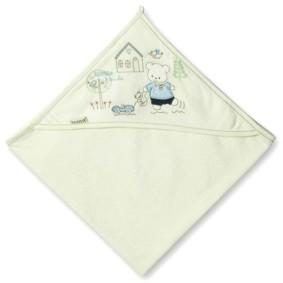 Детское полотенце с уголком Bebitof (код товара: 3984): купить в Berni