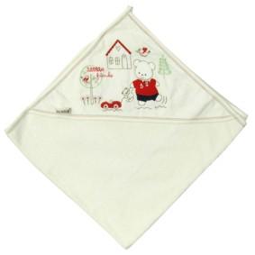 Детское полотенце с уголком Bebitof (код товара: 3985): купить в Berni