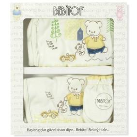 Набор 5 в 1 для новорожденного Bebitof  (код товара: 3930): купить в Berni