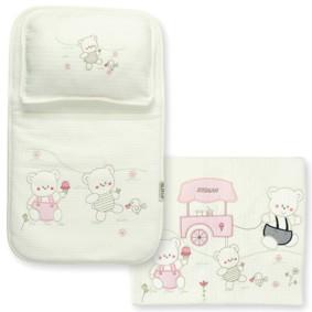 Набор постельного белья 3 в 1 для новорожденного Bebitof  (код товара: 3996): купить в Berni